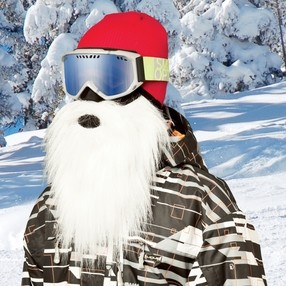 Beardski – Santa White