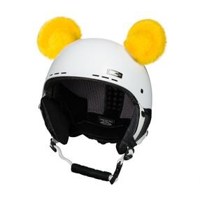 CrazyEars – MACKO žltý – 10