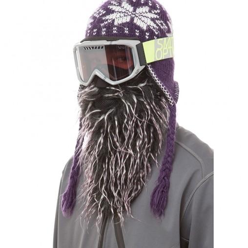 Beardski – Daze Black and Purple